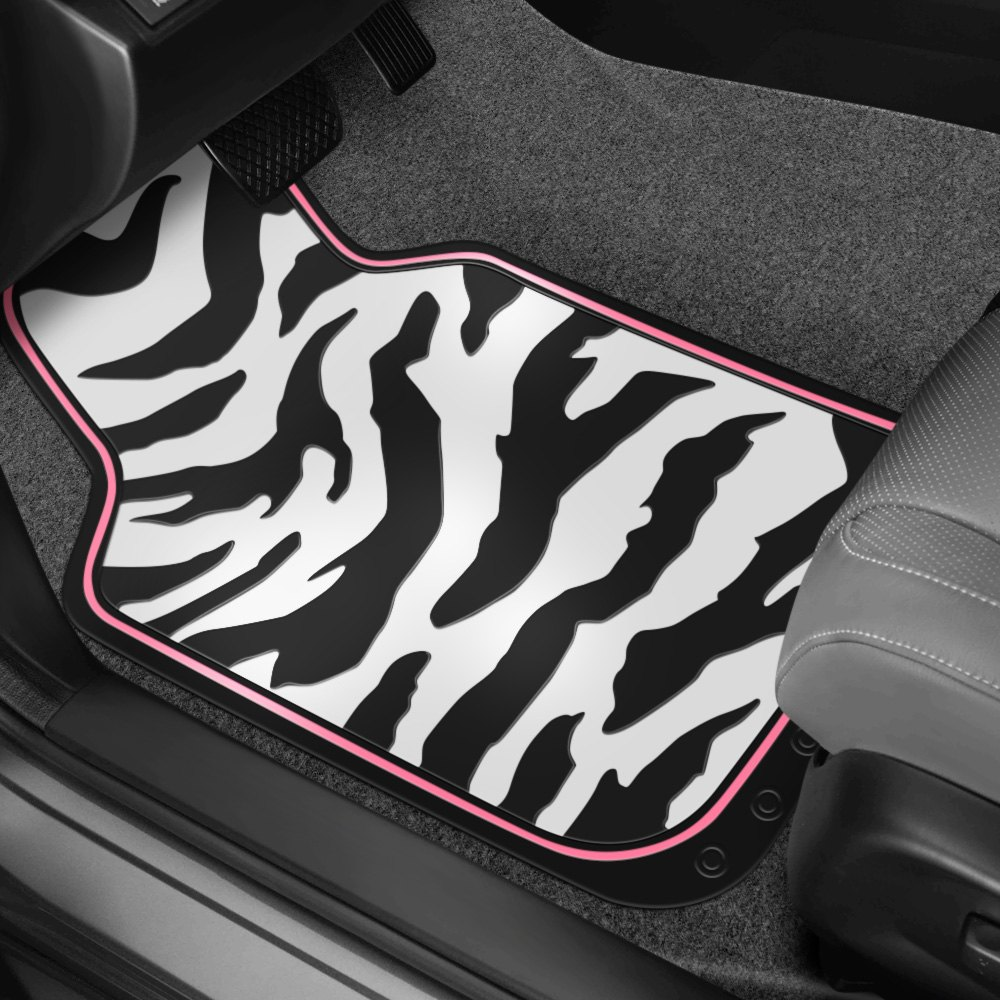 Plasticolor® - Animal Pattern Floor Mats