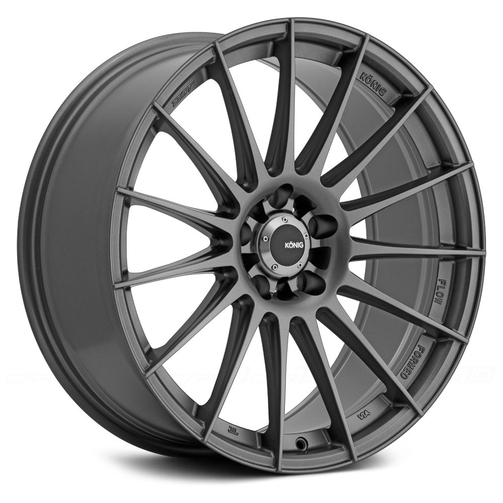 KONIG® - RENNFORM Matte Grey