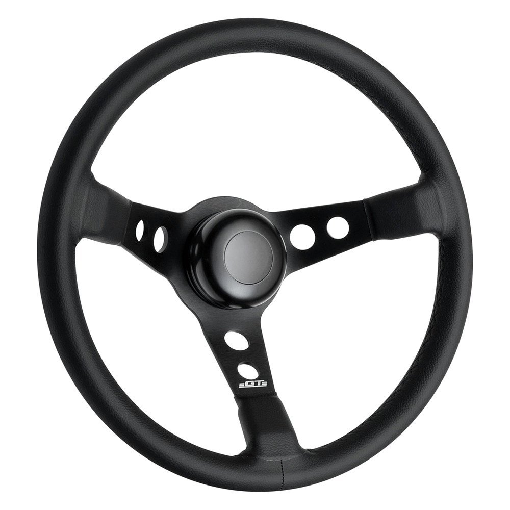 GT Performance® - GT3 Pro-Touring Apex Leather Steering Wheel