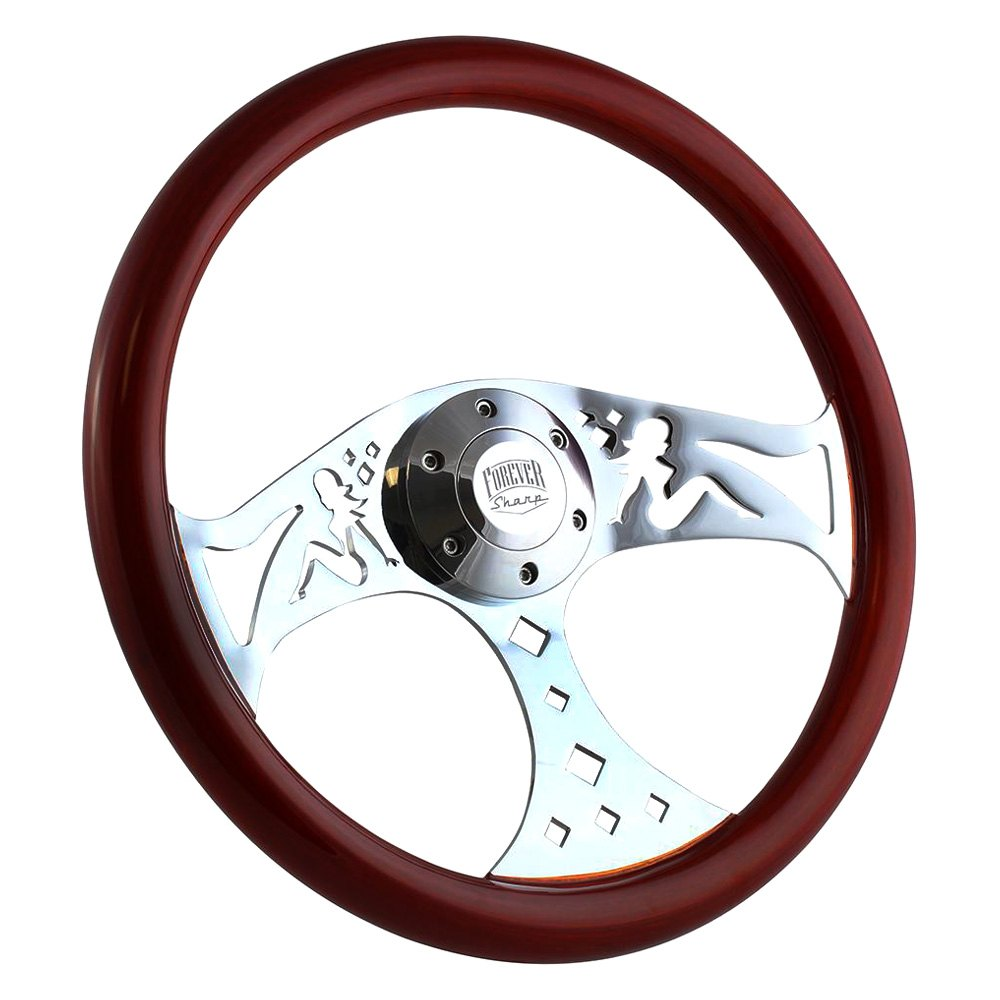 Forever Sharp® - 3-Spoke Ladies Steering Wheel