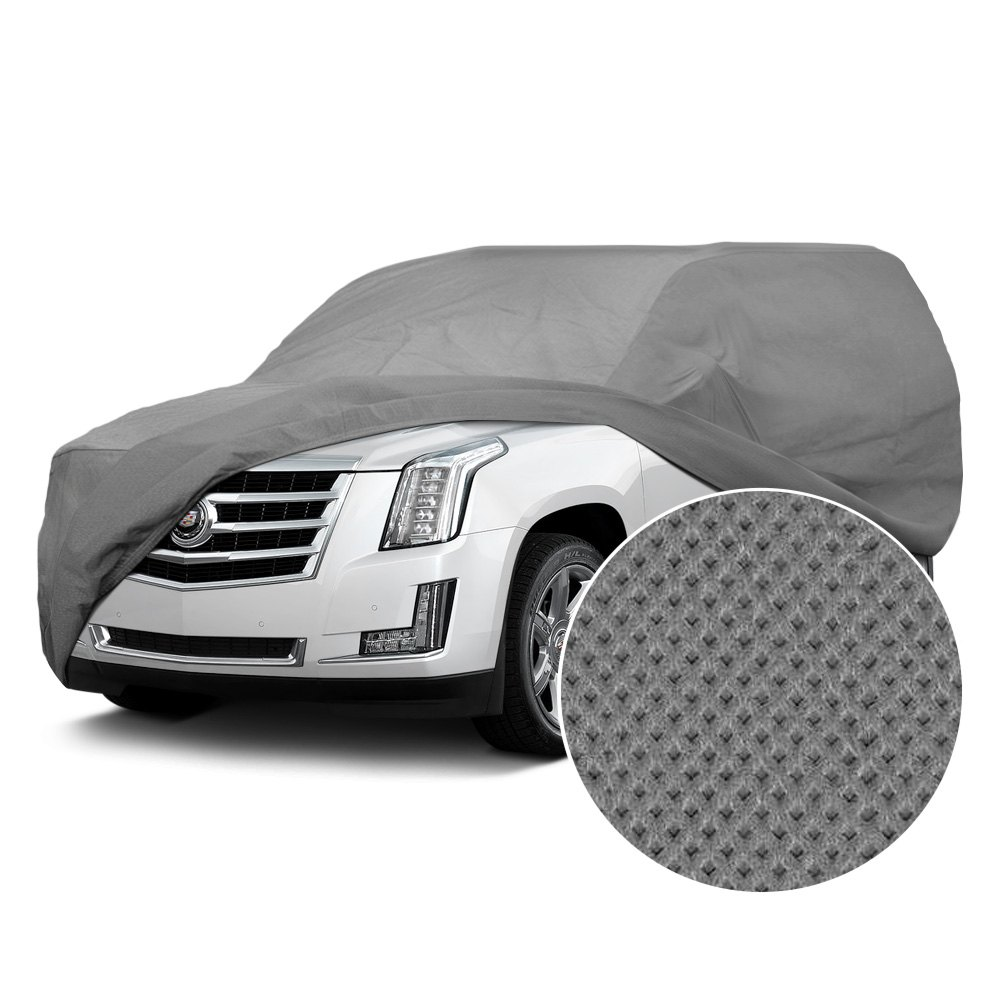 Budge® - Budge Lite™ Gray SUV Cover