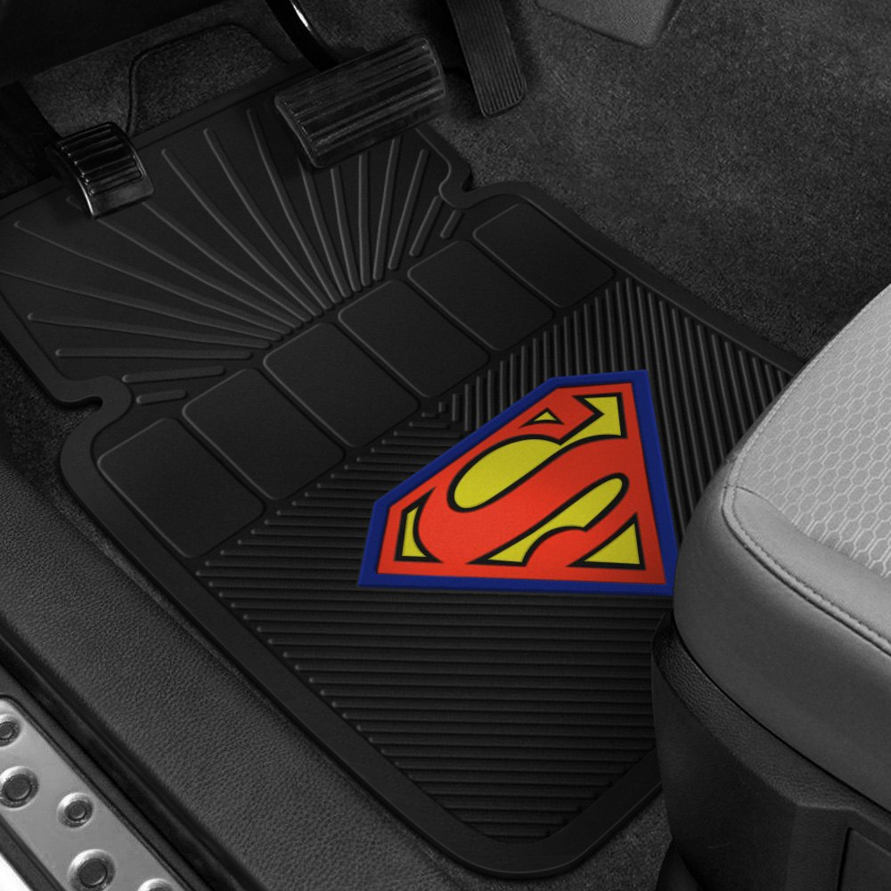 Plasticolor® - Super Heroes Floor Mats