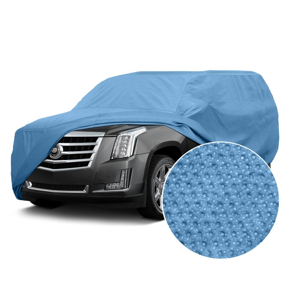 Budge® - Duro™ Blue SUV Cover