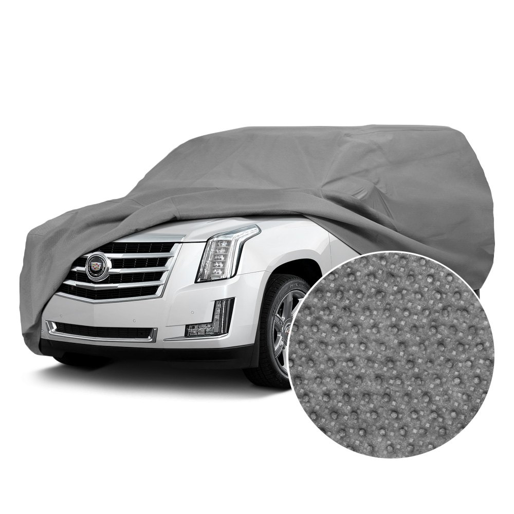 Budge® - The Max™ Gray SUV Cover