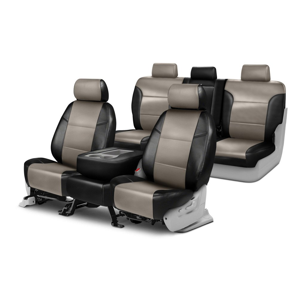 Coverking® - Premium Leatherette Custom Seat Covers