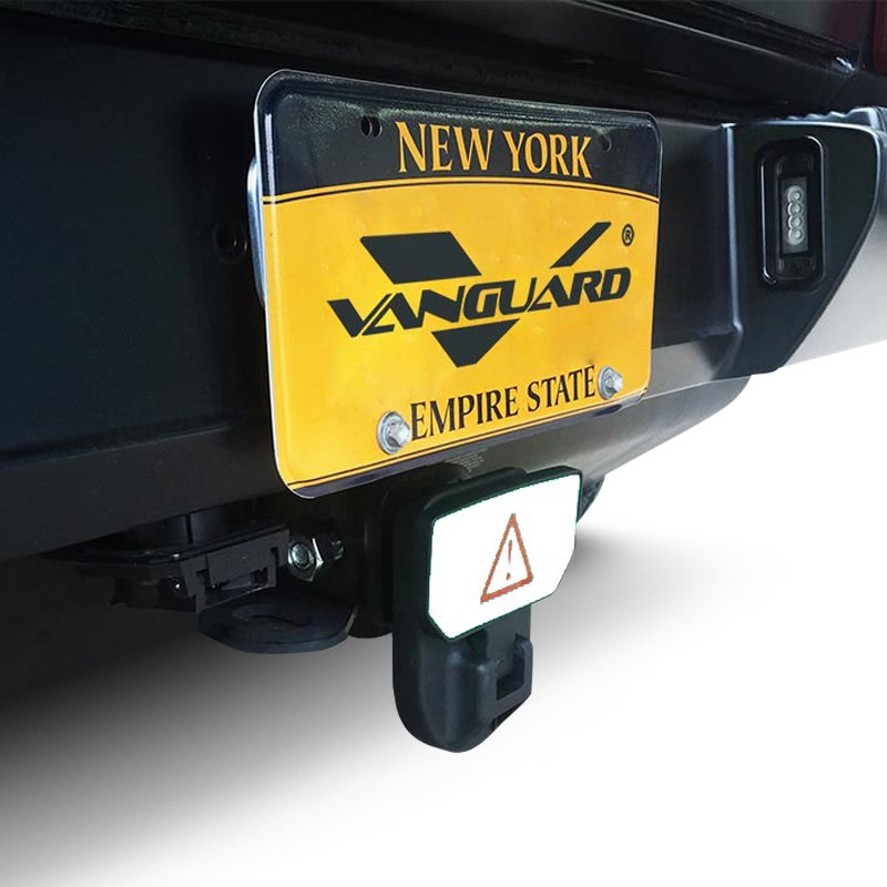 Vanguard Off-Road® - Tri-Fold Hitch Step for 2