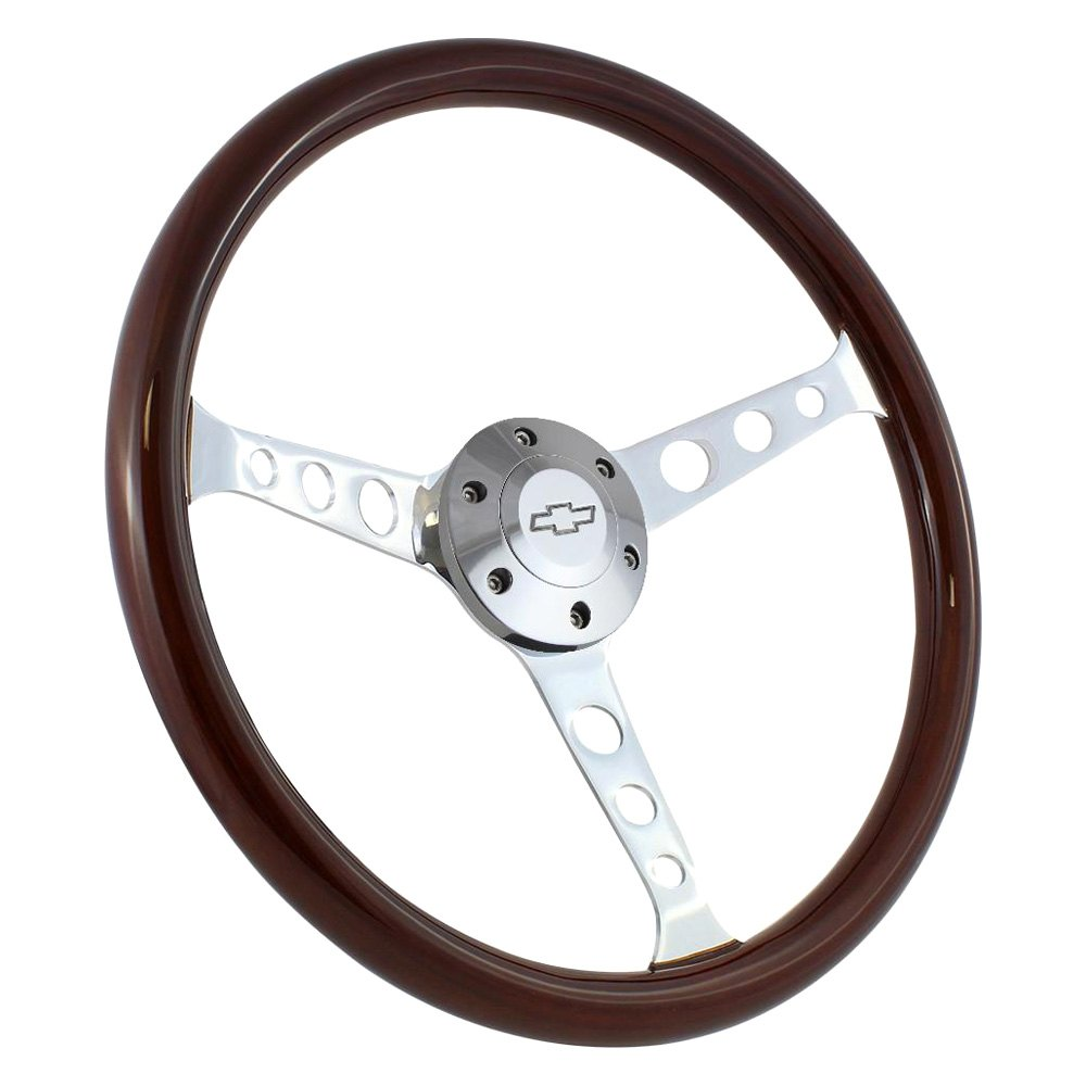 Forever Sharp® - 3-Spoke Sebring Steering Wheel