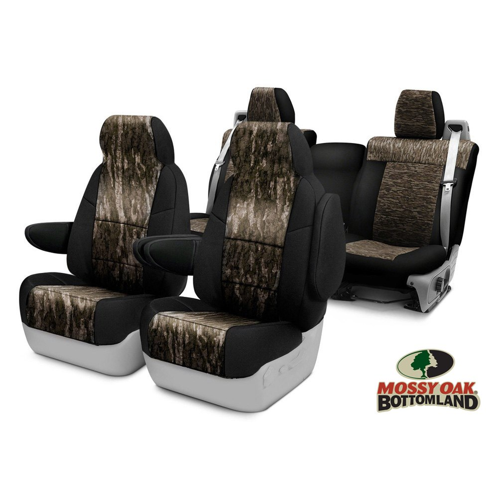 Coverking® - Mossy Oak™ Camo Custom Seat Covers