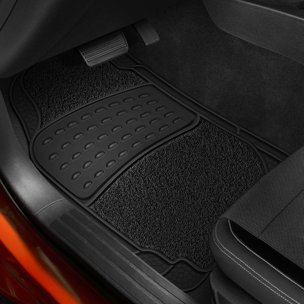 Herrero & Sons® - Luxor™ Rubber/Carpet Floor Mats