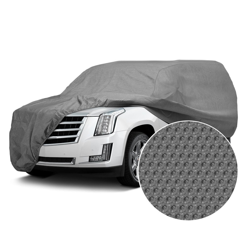 Budge® - Rain Barrier™ Gray SUV Cover