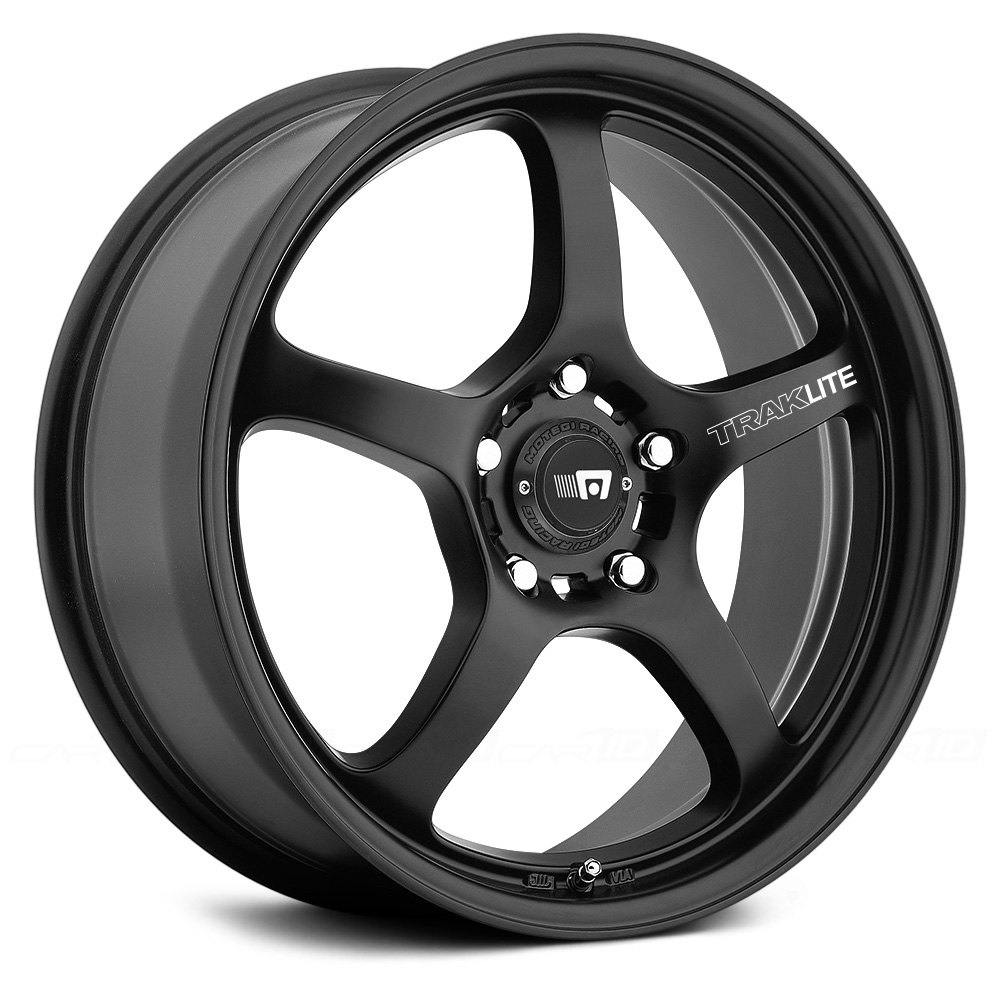 MOTEGI RACING® - MR131 TRAKLITE Satin Black