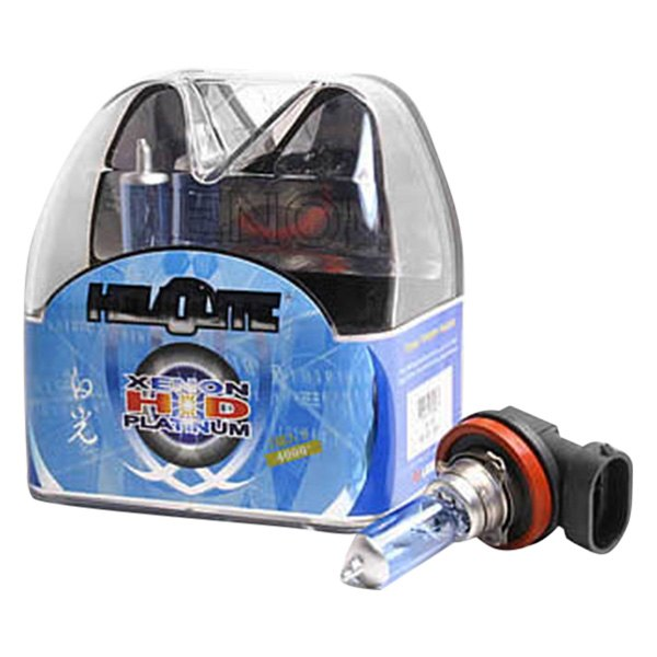 PlasmaGlow® - Platinum Halogen Headlight Bulb